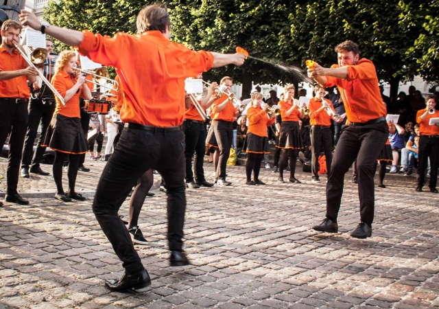 Sax mod trompet – den evige kamp…
